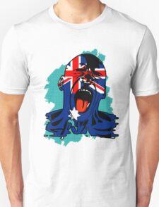 Aussie Scream T-Shirt