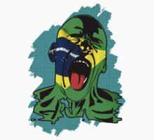 Brazillian Scream by dejava