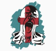 England Scream by dejava