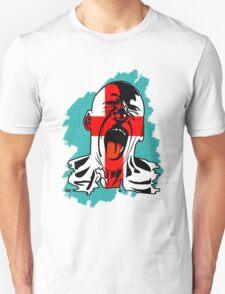 England Scream T-Shirt