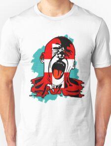 Switzerland Scream T-Shirt