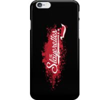 The Slayerettes - BLACK iPhone Case/Skin