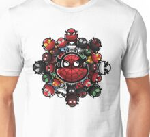 Spider-man's Suit Collection - The Glorious Monster Unisex T-Shirt