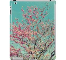 flower and spring iPad Case/Skin