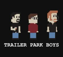 8 Bit Trailer Park Boys by timnock