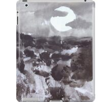 Moon Over New Mexico iPad Case/Skin