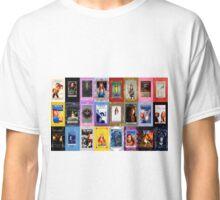 TORI AMOS TAROT COLLAGE Classic T-Shirt