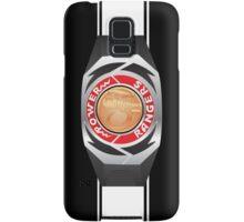 MMPR Black Ranger Morpher/Buckle Phone Case Samsung Galaxy Case/Skin