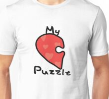Love Puzzle - My Puzzle Unisex T-Shirt