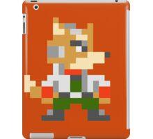 8 bit Fox McCloud iPad Case/Skin