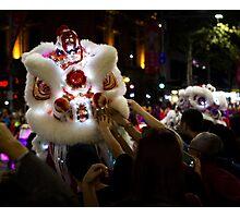 Chinese New Year Photographic Print
