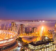 Cambie Fog by Nordic-Photo
