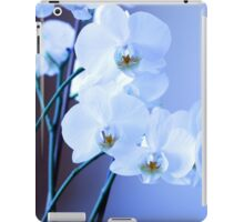 orchid flower iPad Case/Skin
