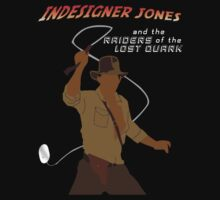 Indesigner Jones and the Raiders of the Lost Quark (3) by OliveB