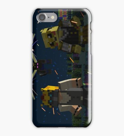 its behind us isnt it! iPhone Case/Skin
