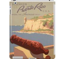 Puerto Rico iPad Case/Skin