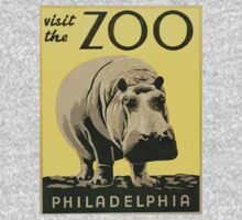 Visit the Zoo, Hippo Kids Clothes