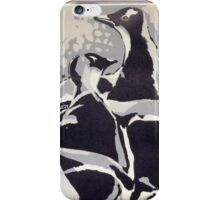 Visit the Zoo, Penguins iPhone Case/Skin