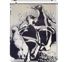 Visit the Zoo, Penguins iPad Case/Skin