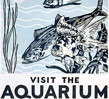 Visit the Aquarium  by Vintagee