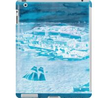 Civil War Maps 0391 Fort Monroe Old Point Comfort and Hygeia Hotel Va Inverted iPad Case/Skin