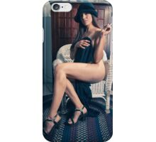 At the end iPhone Case/Skin