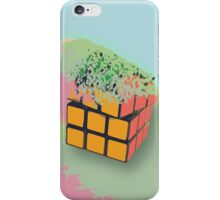 Rubik's Scatter iPhone Case/Skin