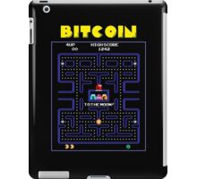 Pac-Man Bitcoin iPad Case/Skin