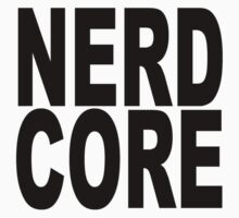 nerdcore tees GF by RoyalCrew