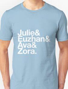 "Black Women in Film: The ""Julie"" T-Shirt"