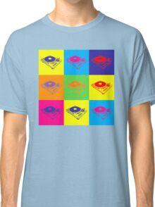 Pop Art 1200 Turntable Classic T-Shirt