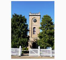 St Luke the Physician Anglican Church, Richmond, Tasmania Unisex T-Shirt