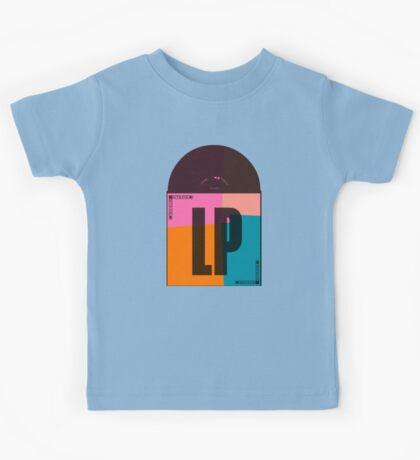 Album LP Pop Art Kids Tee