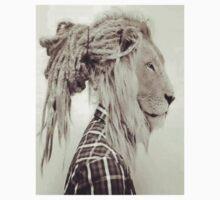 Dread lock Lion by lovetheoutdoors