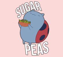 Catbug -- Sugar Peas!! Baby Tee