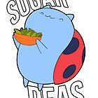 Catbug -- Sugar Peas!! by Jacob Cornell