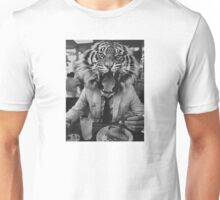 Hungry Tiger  Unisex T-Shirt