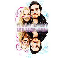 KittenPirateKing & PrincessCinnamonMousse Photographic Print