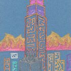 empire state building by purplestgirl