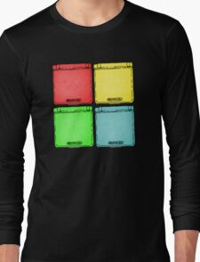 Colored Ink Gameboys T-Shirt