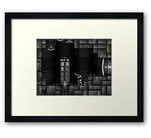 """A new Bounty to Hunt."" Framed Print"