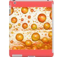 Redleaf Water Droplets iPad Case/Skin
