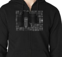 """A new Bounty to Hunt."" Zipped Hoodie"