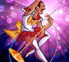 Sailor Freddy Mercury by WheelOfFortune