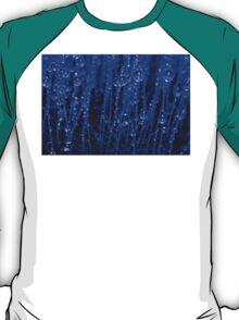 Blue Macro Moss T-Shirt