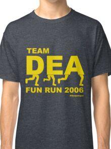Breaking Bad - DEA Fun Run 2006 Classic T-Shirt