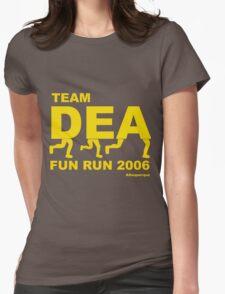 Breaking Bad - DEA Fun Run 2006 Womens Fitted T-Shirt