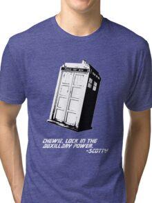 Mr. Who Tri-blend T-Shirt
