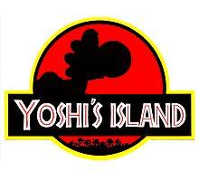 Yoshi's Island Photographic Print