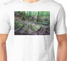 Cascading Roots Unisex T-Shirt